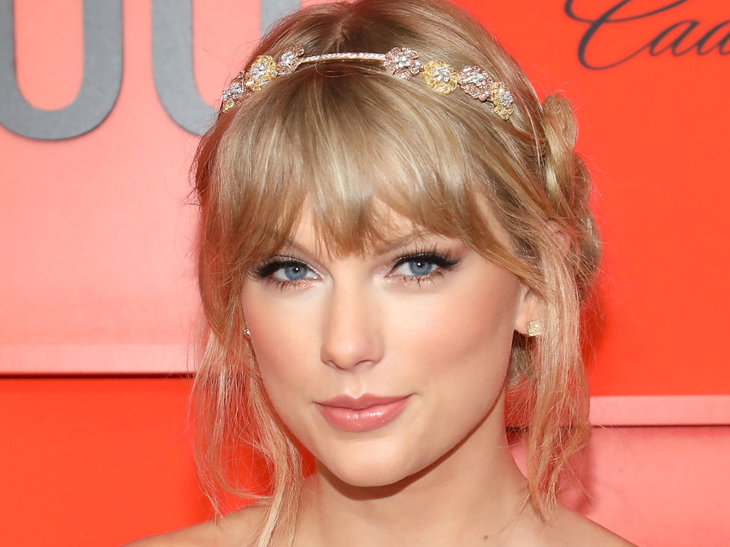 Taylor Swift's 'Time' 100 Gala Gown Was Part Fairy Tale, Part Jellyfish