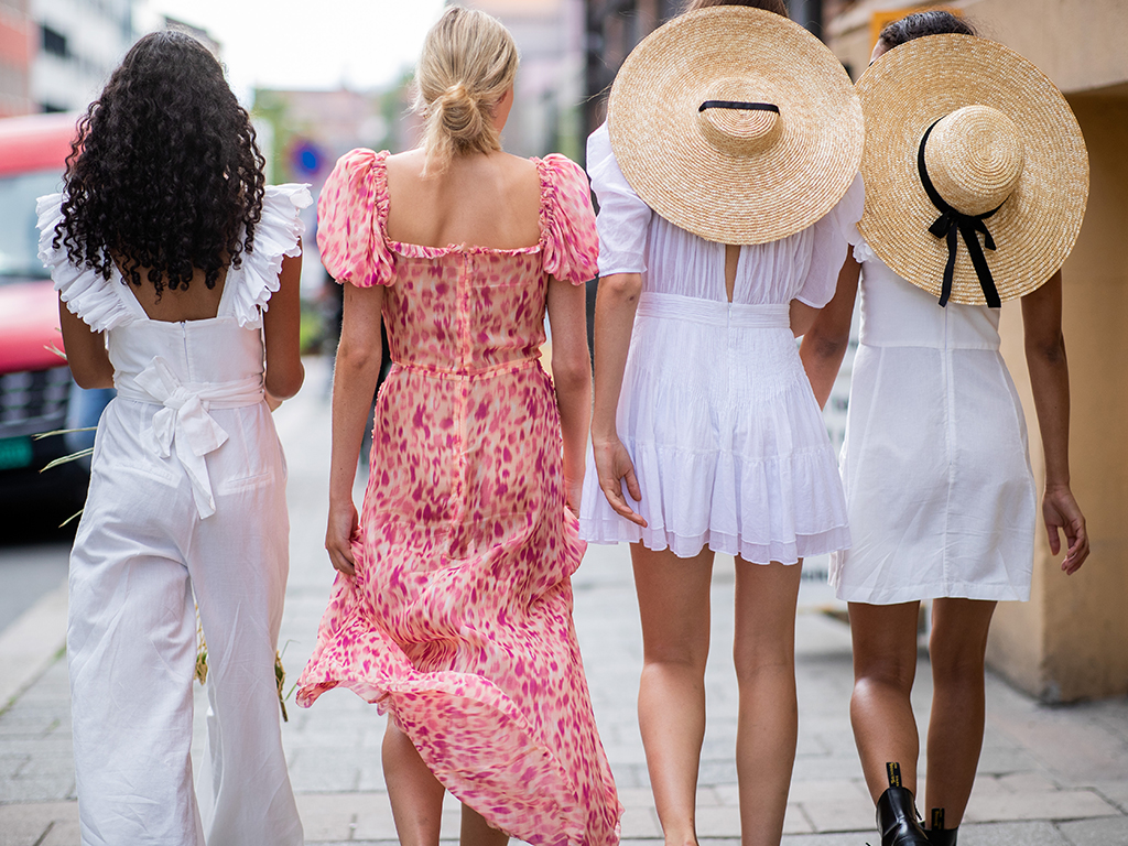 What to Wear to Every Kind of Bachelorette Weekend