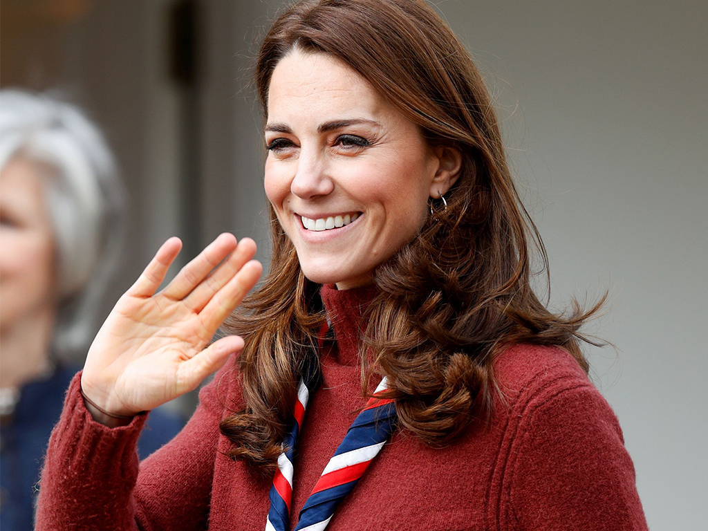Blowouts, Blush, & Royal Buns: Kate Middleton's Best Beauty Looks