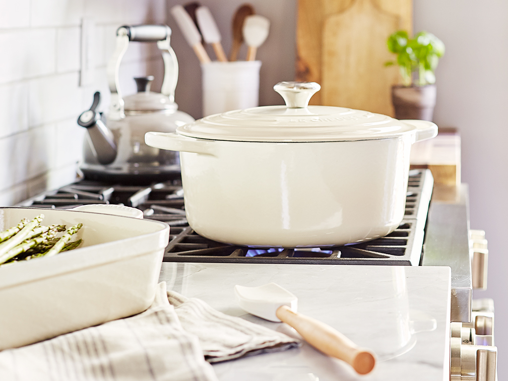 Le Creuset & I: Our Senior Copywriter Dishes on Cooking with Her Own Dutch Oven
