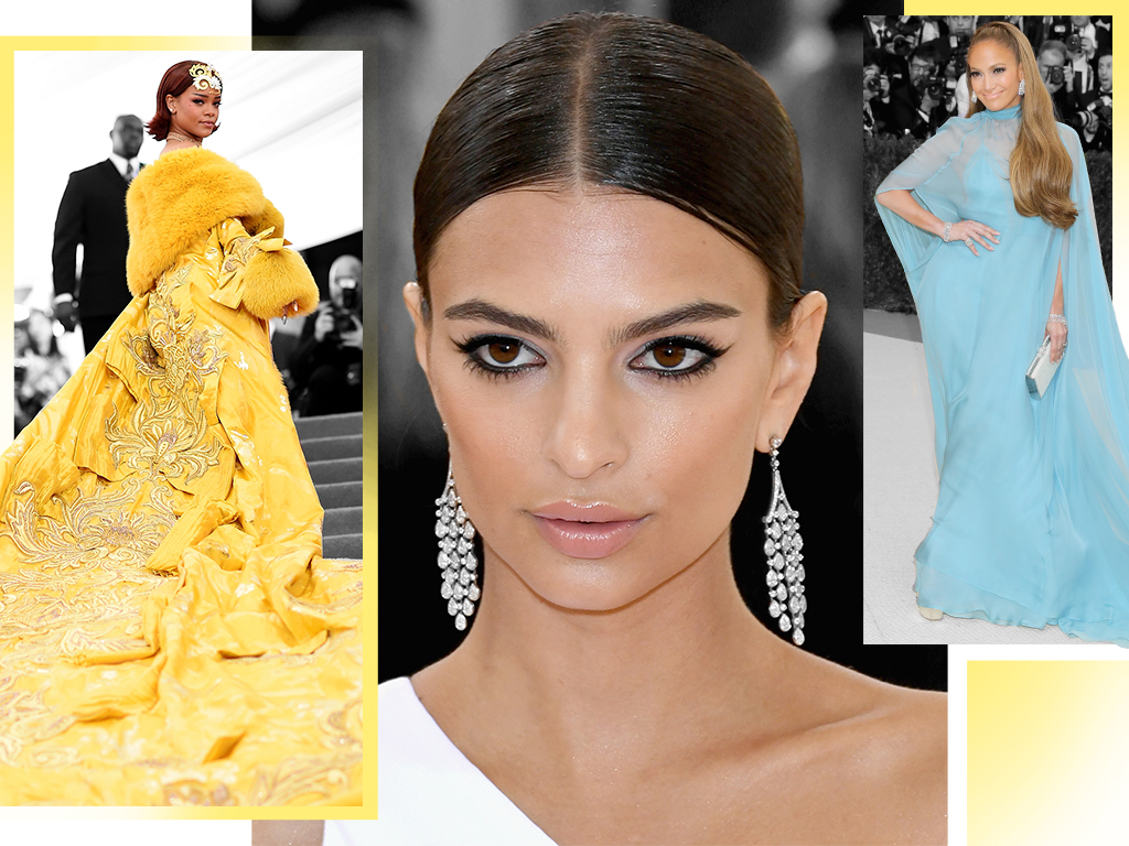 How to Dress Like You're Attending the Met Gala