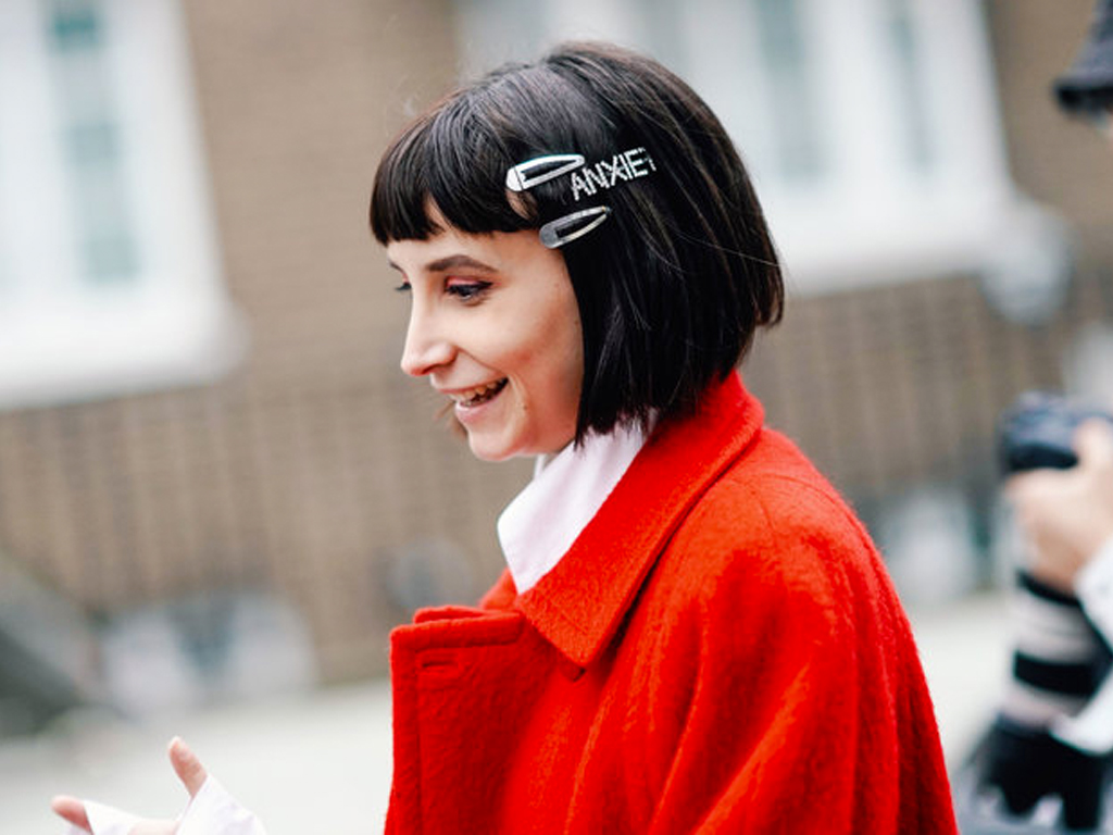 How to Stop Your Barrette From Sliding Out of Your Hair