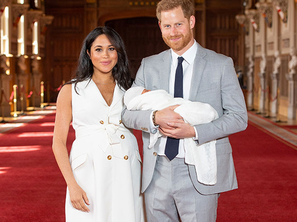 Meghan Markle's Post-Baby Dress Is Actually Sending a Big Message