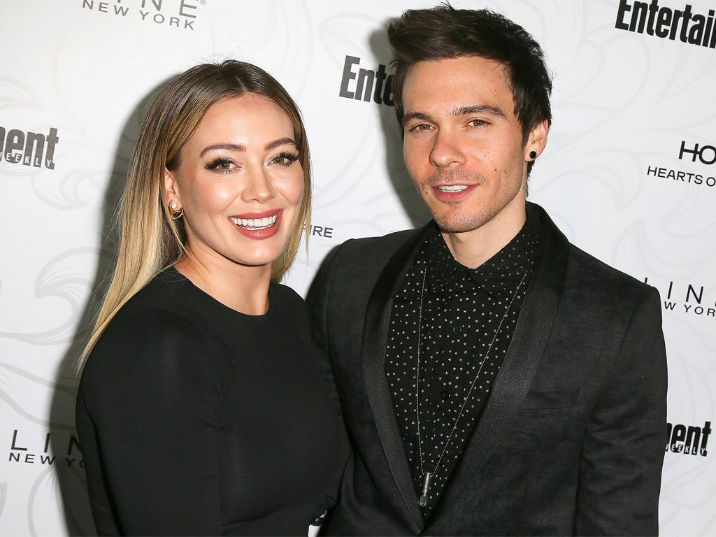Hilary Duff Is Engaged to Boyfriend Matthew Koma