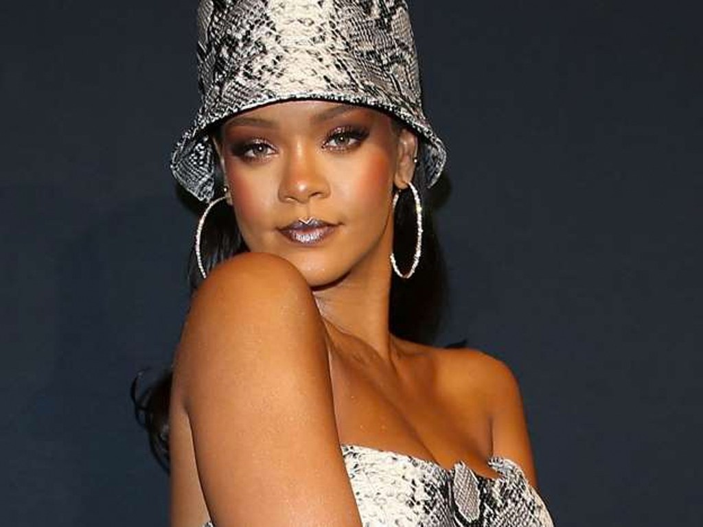 Rihanna Is Officially Launching A Fashion House With LVMH