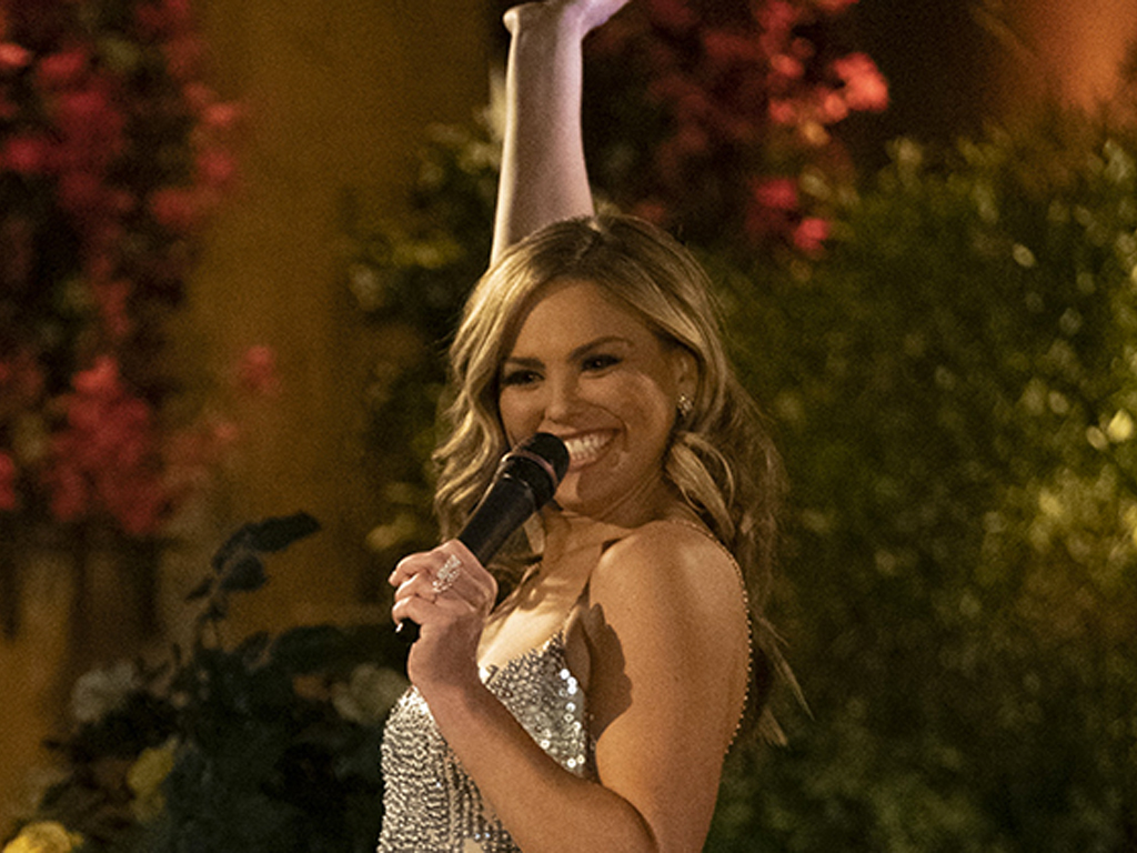 Hannah Brown Meets the Contestants in 'The Bachelorette' Season 15 Premiere