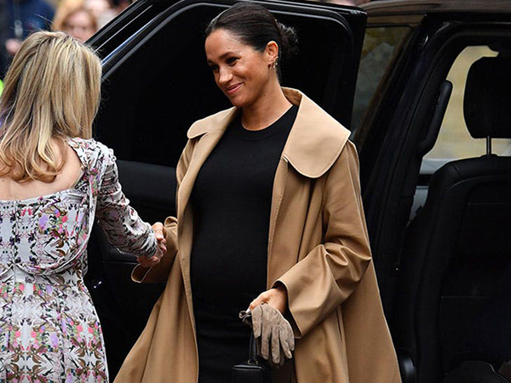 Meghan Markle & Her Friend Group Can't Stop Wearing These Heels