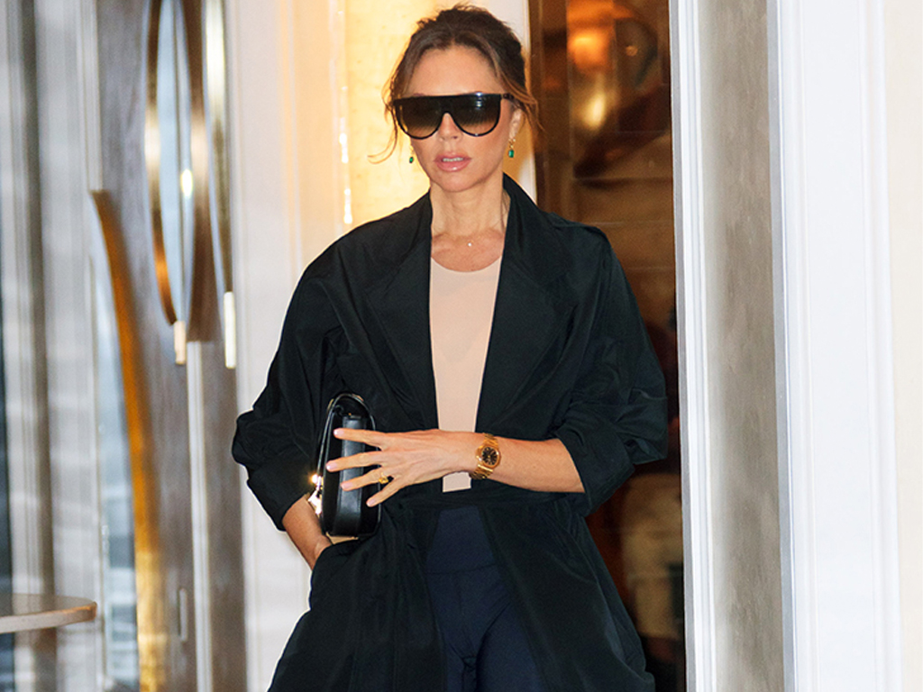 We're Pulling a Victoria Beckham and Making Elevated Leggings a Thing