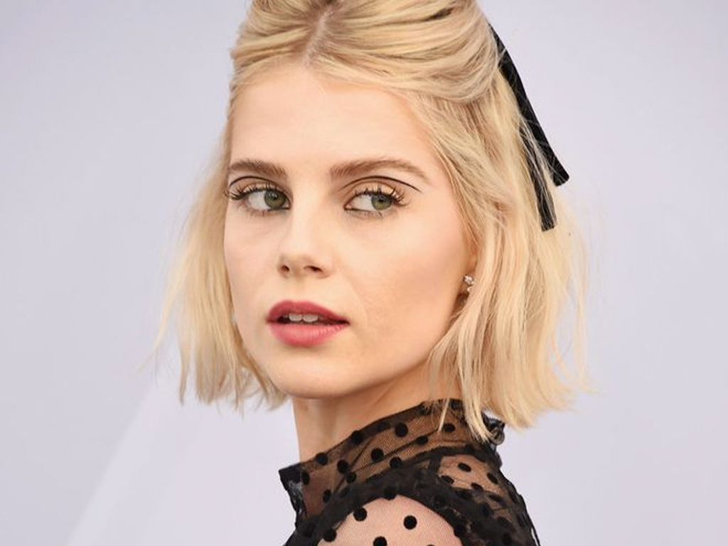 Lucy Boynton's Makeup Artist Has the Best Tips for Easy Eye Makeup