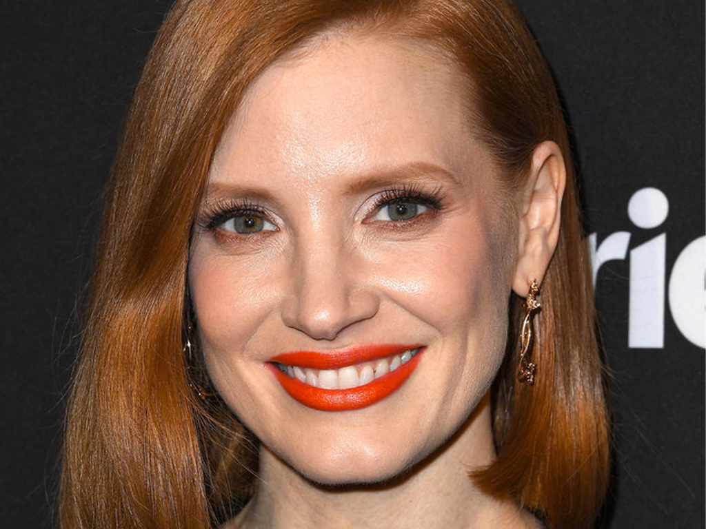 Jessica Chastain's Haircut Is the Next Big Bob Trend