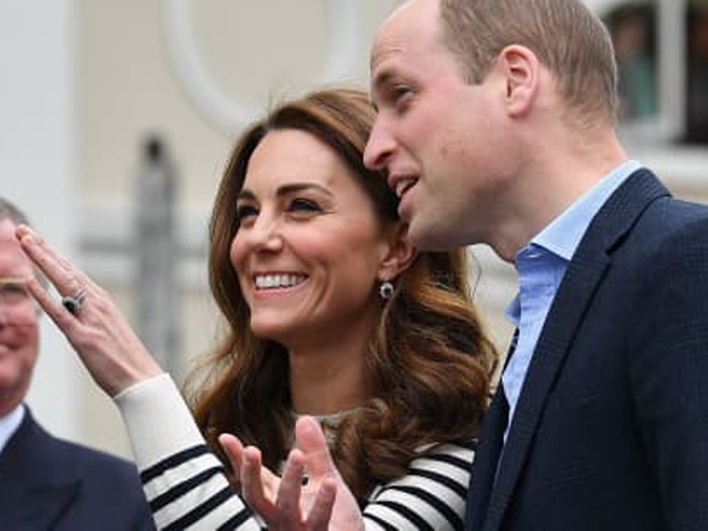 Kate Middleton and Prince William Offer an Intimate Glimpse Into Their Lives as a Family of Five
