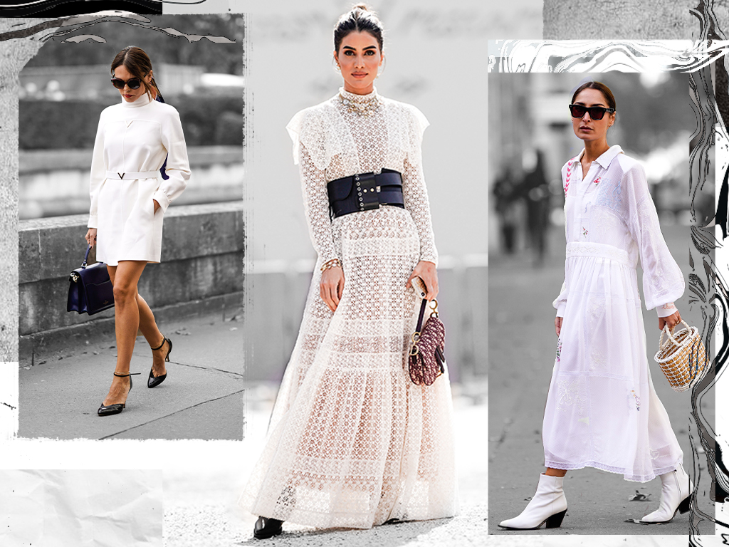 The Little White Dress: 3 Takes on This Summer Essential