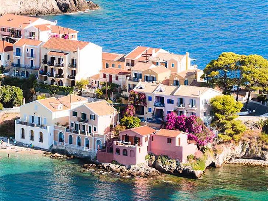 The Best Greek Islands That Aren't Santorini or Mykonos