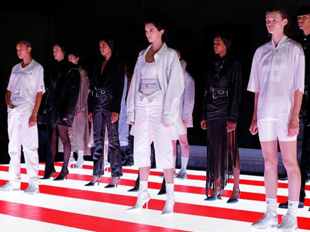 Alexander Wang Pays Homage to His American Fashion Heroes for Spring 2020 'Collection 1'
