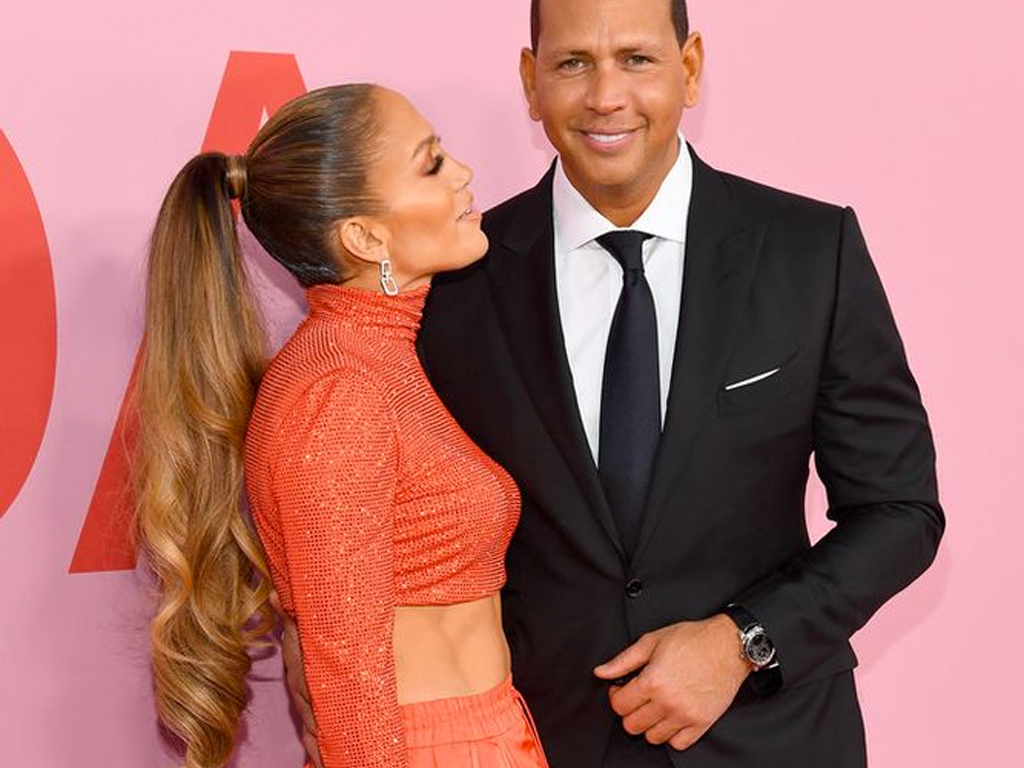 Jennifer Lopez and Alex Rodriguez Were the Best-Dressed Couple at the CFDA Awards