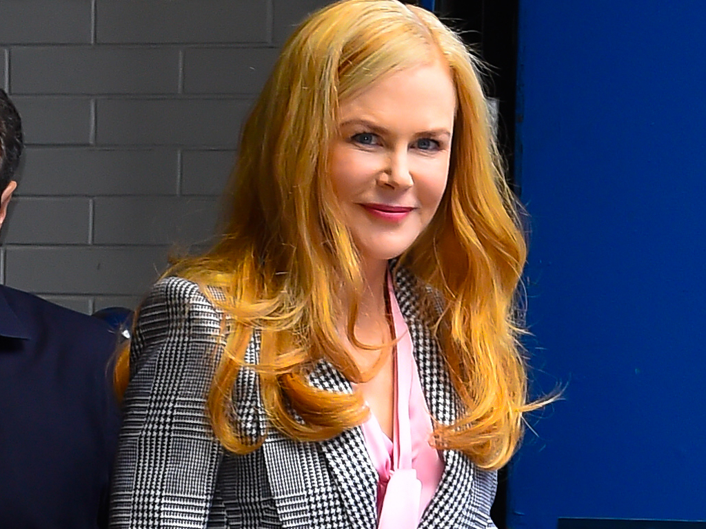 Nicole Kidman, Rihanna & Eva Longoria Prove Belted Blazers Are a Cinch to Wear