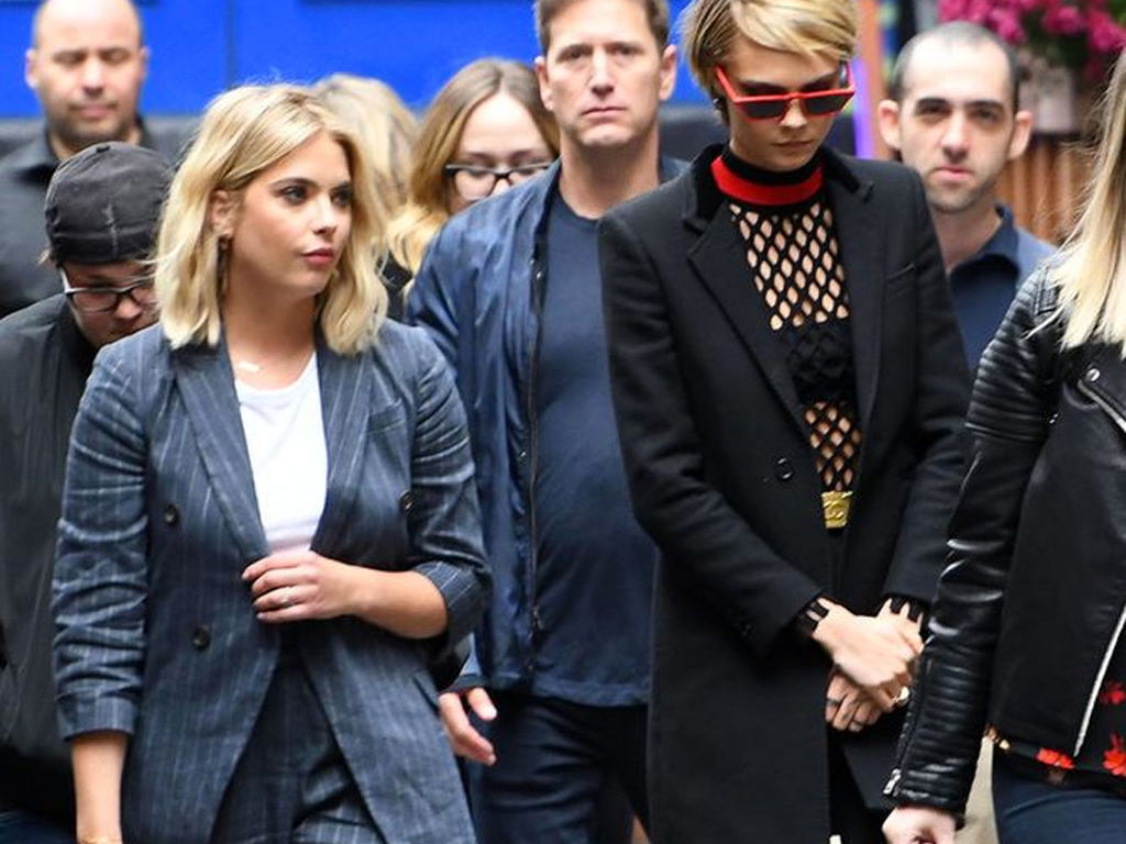6 Times Cara Delevingne and Ashley Benson Were the Best-Dressed Duo