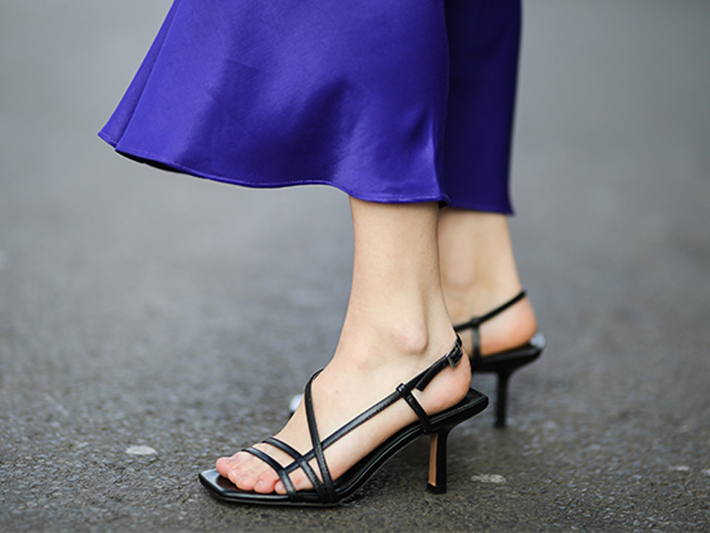 You Only Need These 5 Pairs of Shoes This Summer