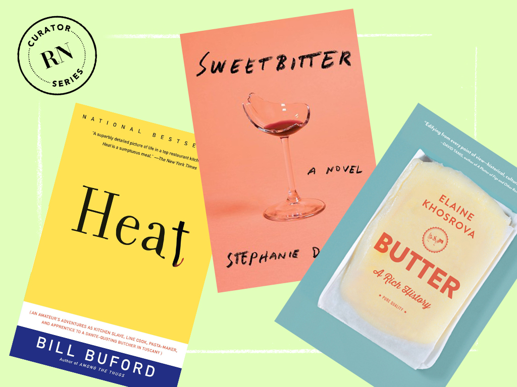 Emma's Chic Reads: Books That Really Cook