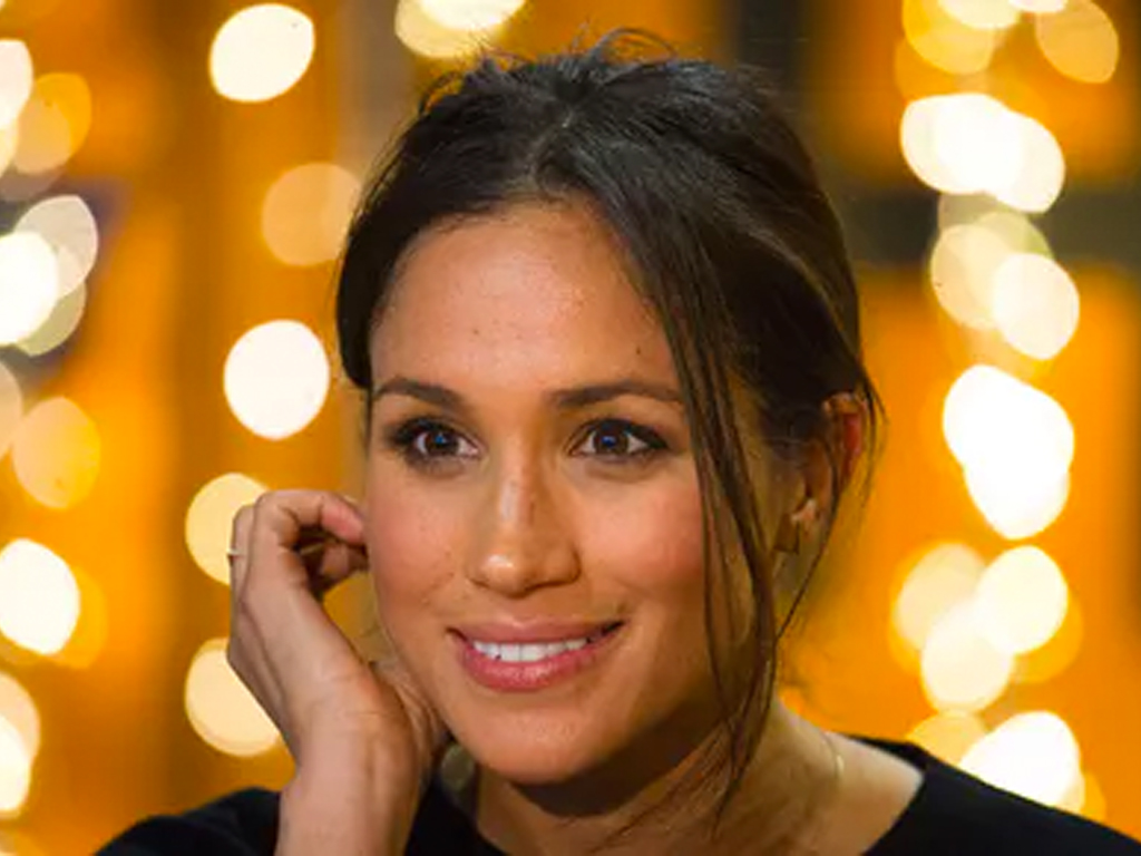 Meghan Markle to Guest Edit and Model in Next Issue of British 'Vogue'