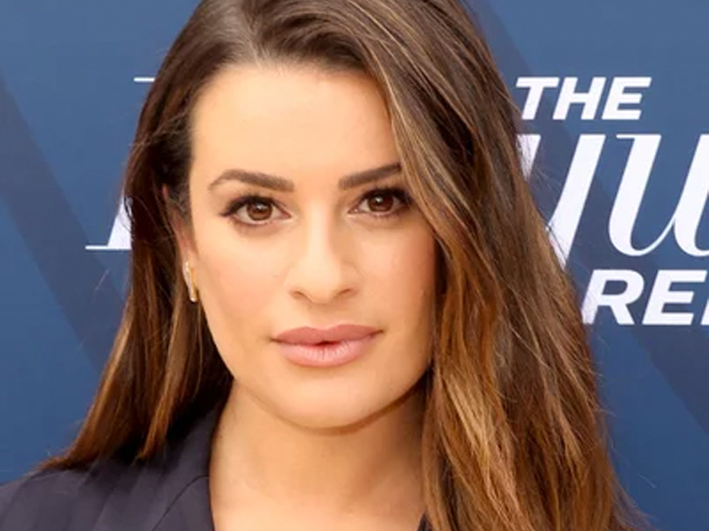 Lea Michele Just Cut All of Her Hair Off Into a Lob