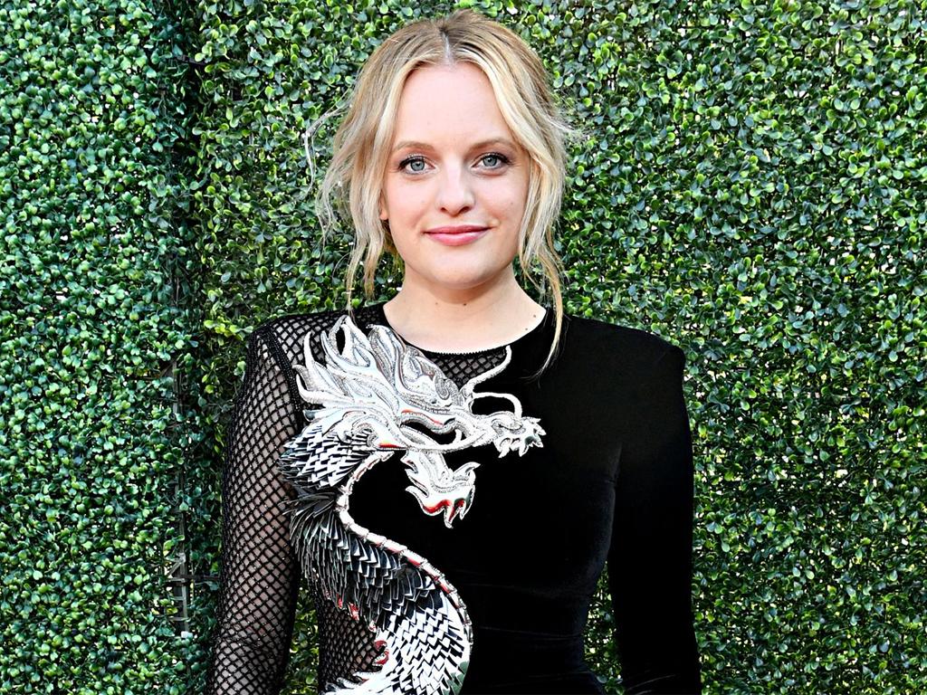 Elisabeth Moss Wore A Dress Full Of Symbolism To The MTV Movie & TV Awards