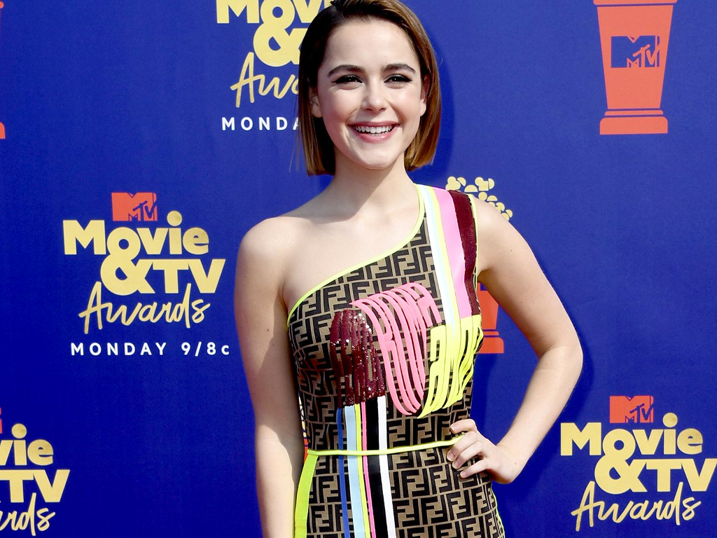 Everyone Got Bold With Their Looks On The MTV Movie & TV Awards Red Carpet