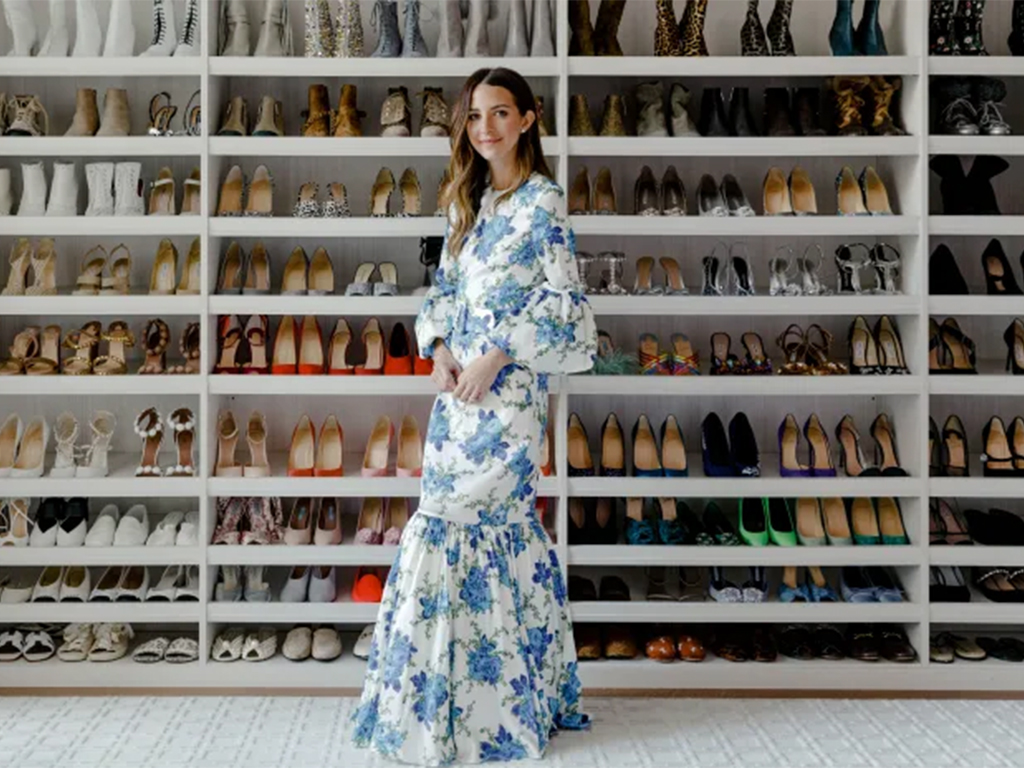 Something Navy's Arielle Charnas Shows off Her Manhattan Apartment in 'Architectural Digest'