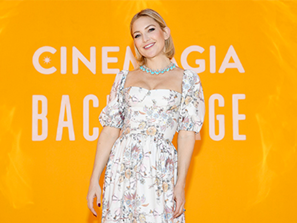 Kate Hudson Just Shared the First-Ever Photo of Her Entire Family of Five (Including Baby Rani)