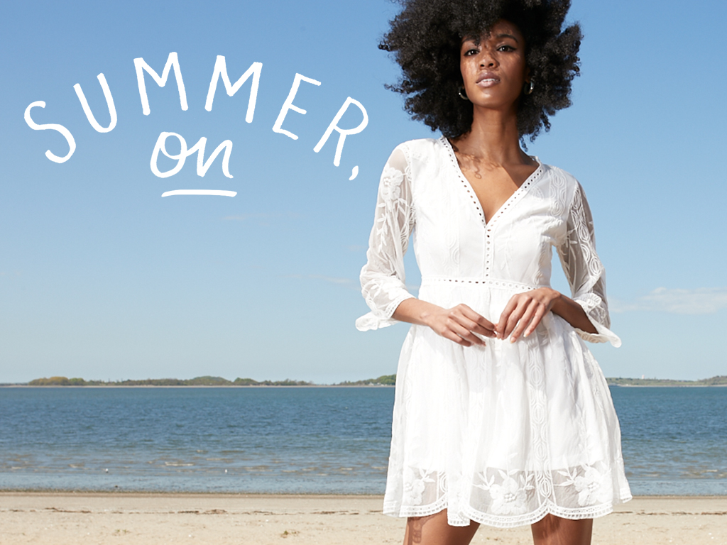 Enter for a Chance to Win a $250 Rue Credit: Simply Show Us How You #SummerOn