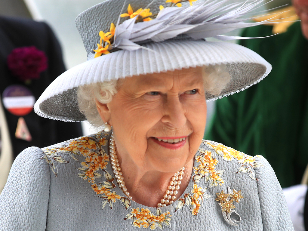 The Palace Just Released a Video Showing Every One of Queen Elizabeth's Royal Ascot Outfits from 1949 to Now