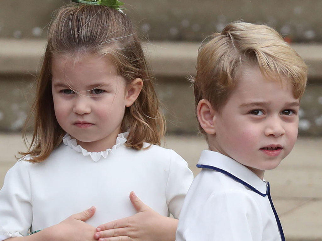Prince George and Princess Charlotte Are Set to Be Page Boy and Flower Girl in Their Teacher's Wedding
