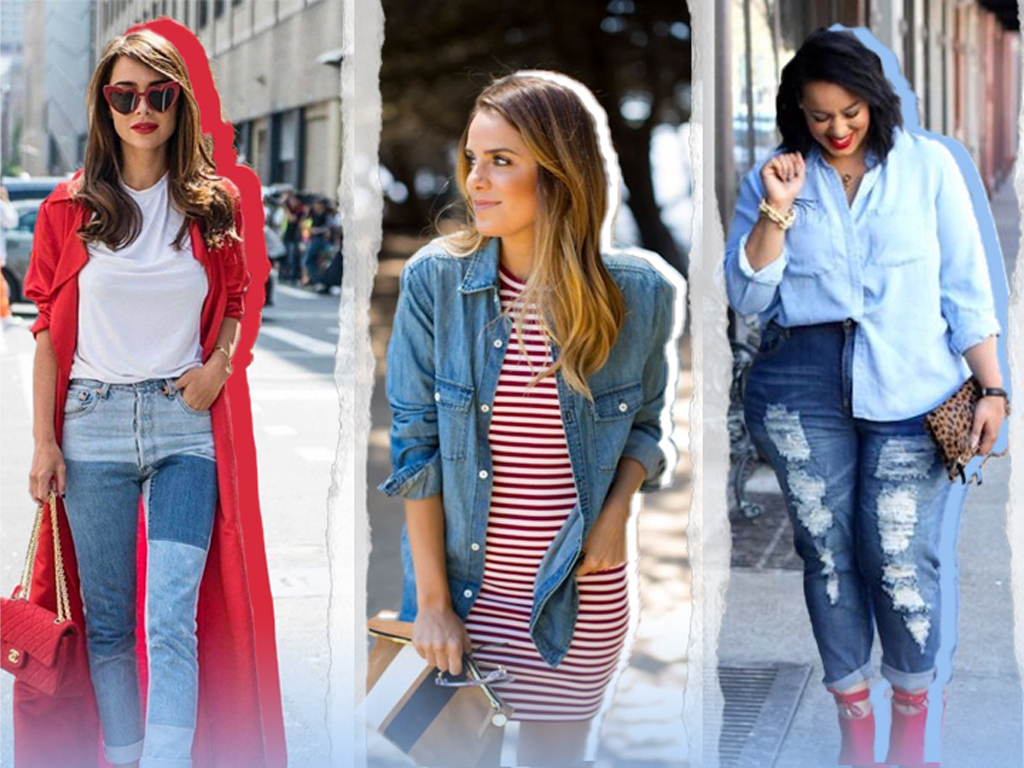 """""""Literally Just 41 of the Best Red, White and Blue Outfits We've Ever Seen """""""