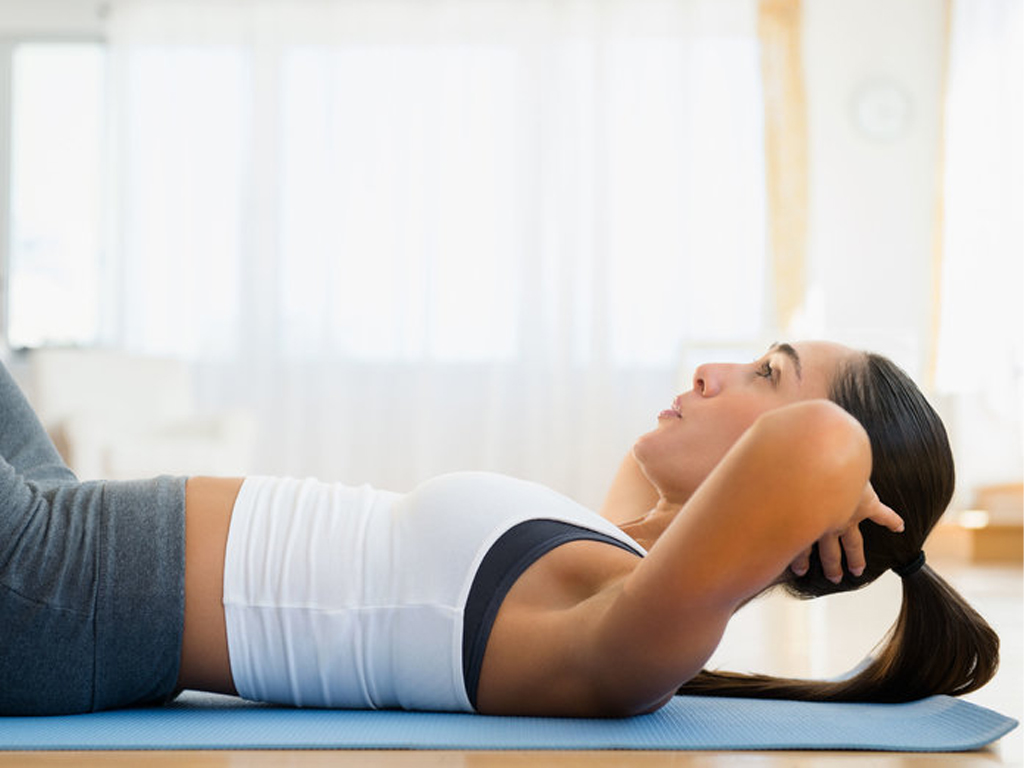 The Best Way to Strengthen Your Core, According to a Trainer