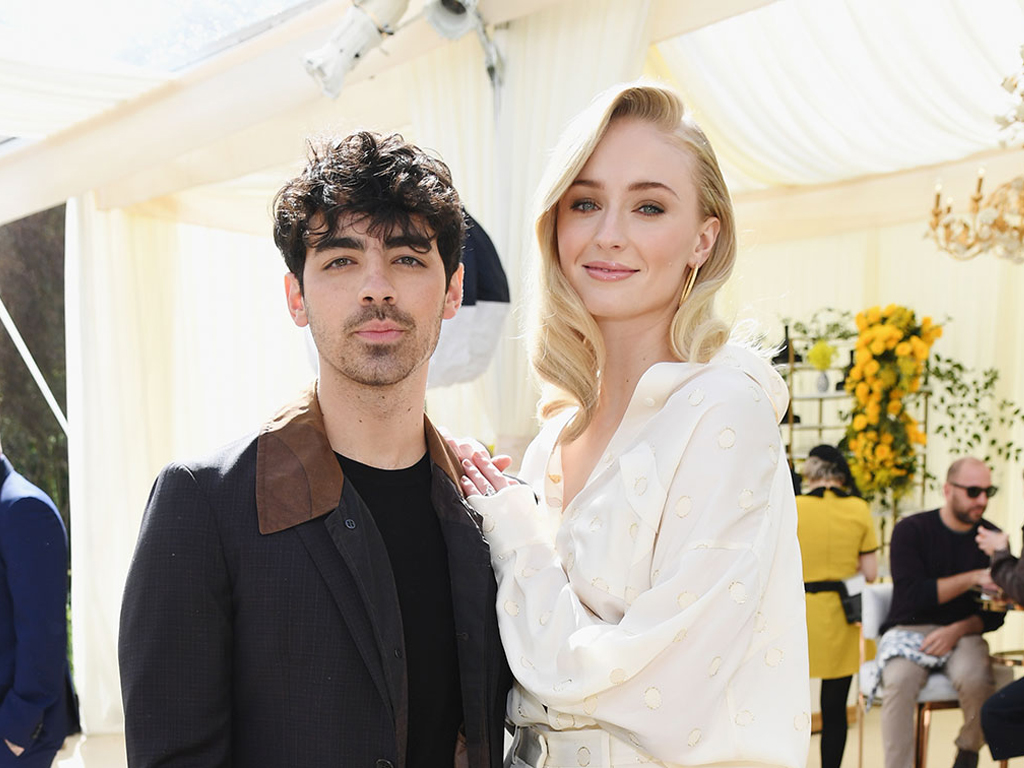 Sophie Turner and Joe Jonas Are Having Their Second Wedding at an 18th-Century Castle in Provence, and We Have Pics