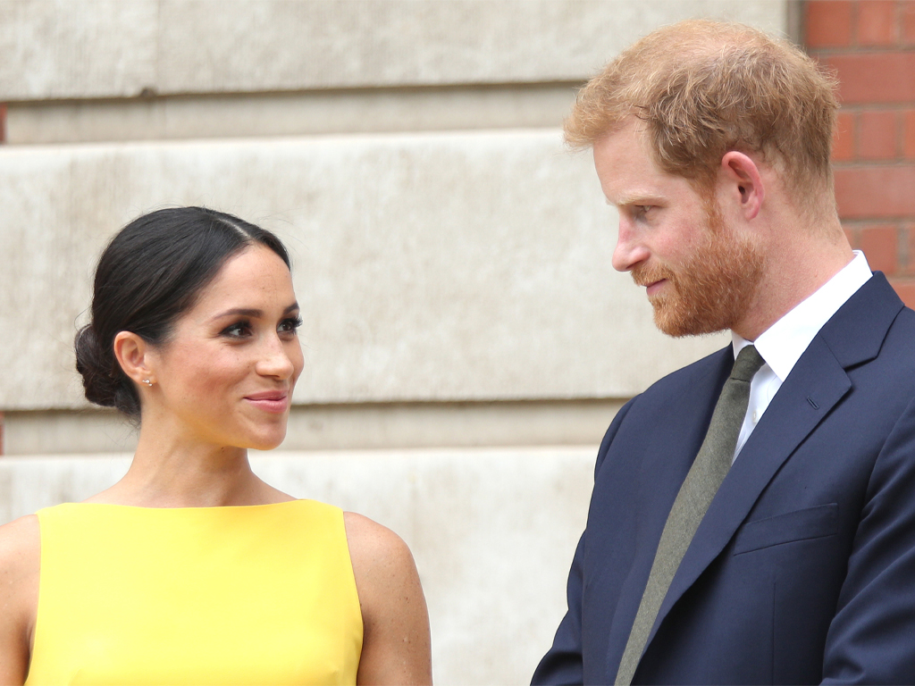 Meghan Markle & Prince Harry Just Gave Their Meet-Cute Spot a Major Shout-Out