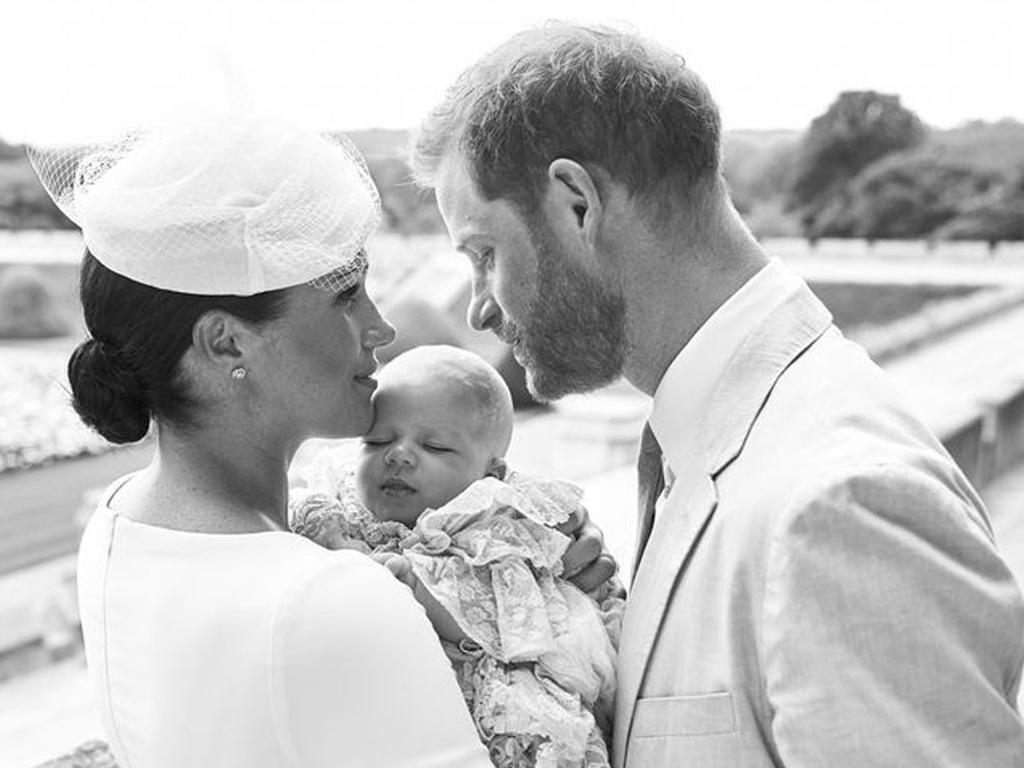 All the Details from Royal Baby Archie's Christening This Weekend