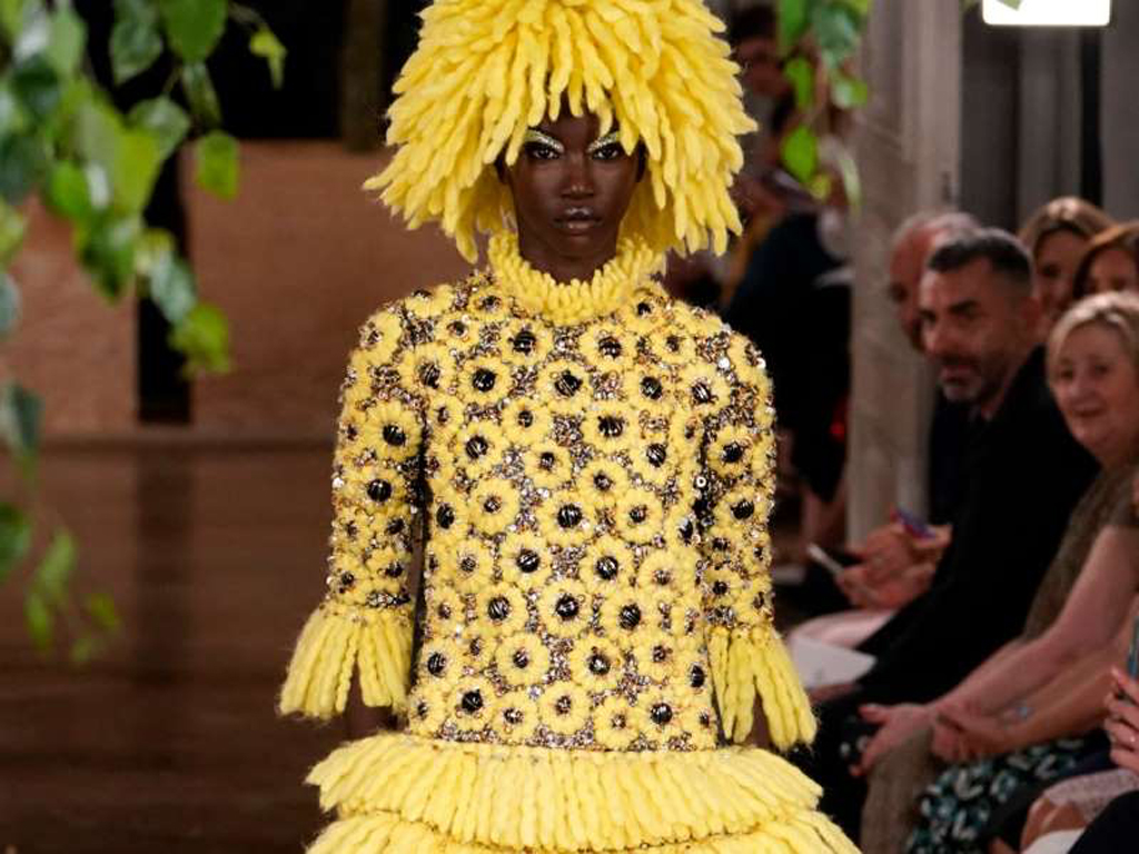 Valentino's Creative Director Continues To Embrace Individuality In Couture