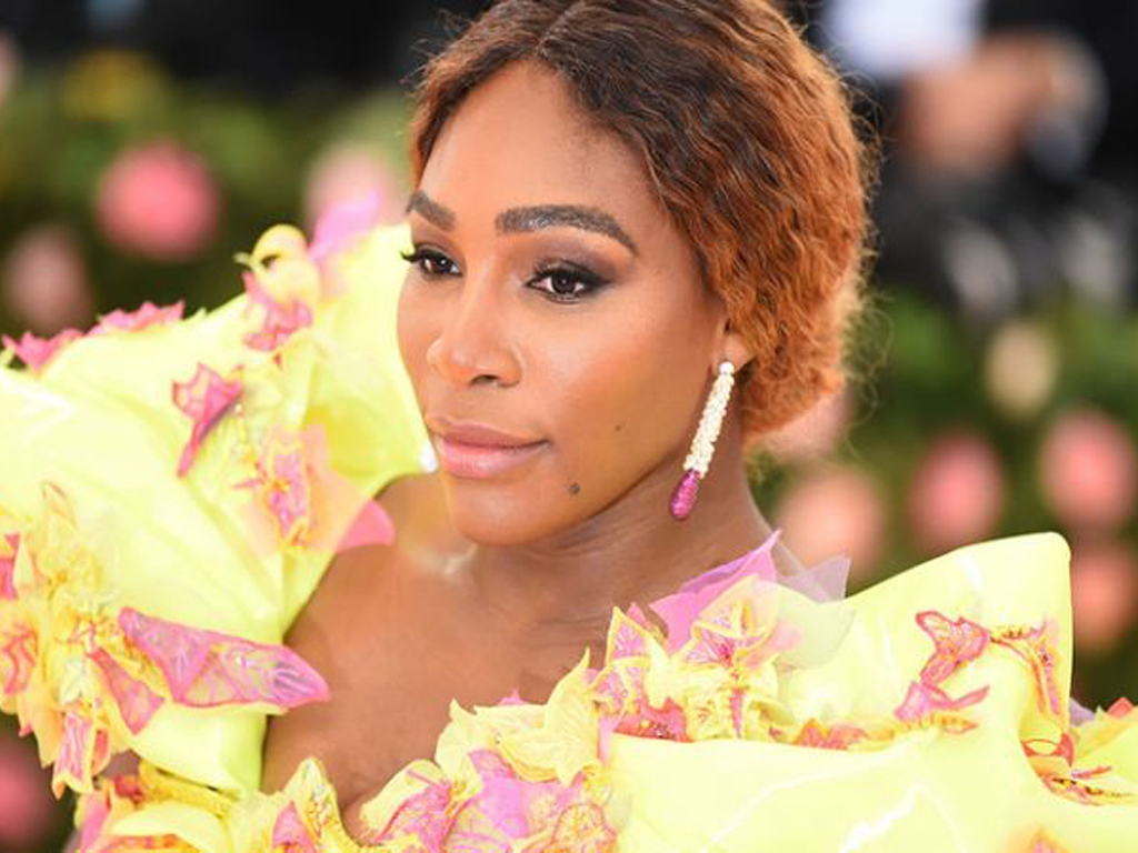 This is the Blondest We've Ever Seen Serena Williams