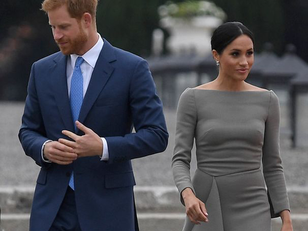 The Versatile Shoe Style Meghan Markle Has Been Wearing For Over a Decade