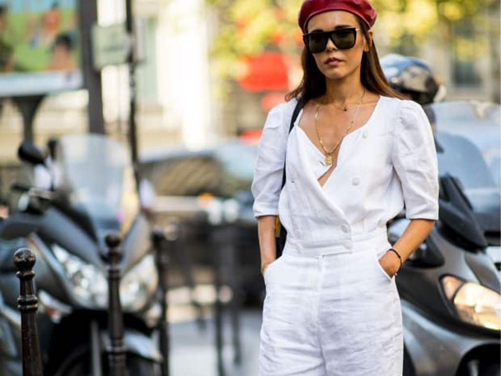 21 Linen Jumpsuits and Rompers to Help You Beat the Heat in Style