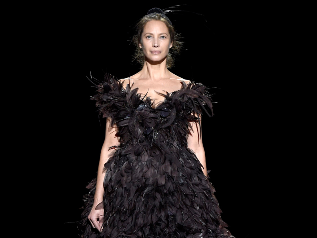Christy Turlington Is the Face of Marc Jacobs's Fall 2019 Campaign