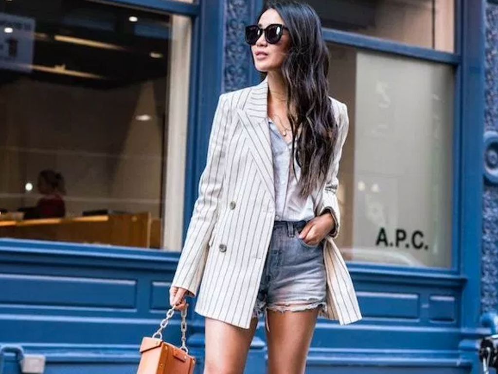 31 Outfits Worth of Proof That Blazers and Shorts Aren't Mutually Exclusive