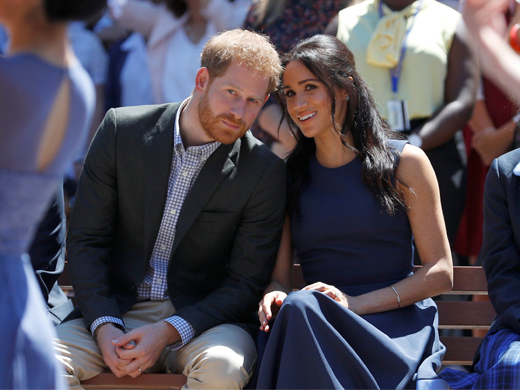 """Prince Harry's Birthday Shoutout to His """"Amazing Wife"""" Meghan Markle Will Make You Swoon"""
