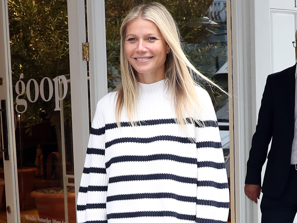 These Are THE White Sneakers to Have Right Now, According to Gwyneth Paltrow