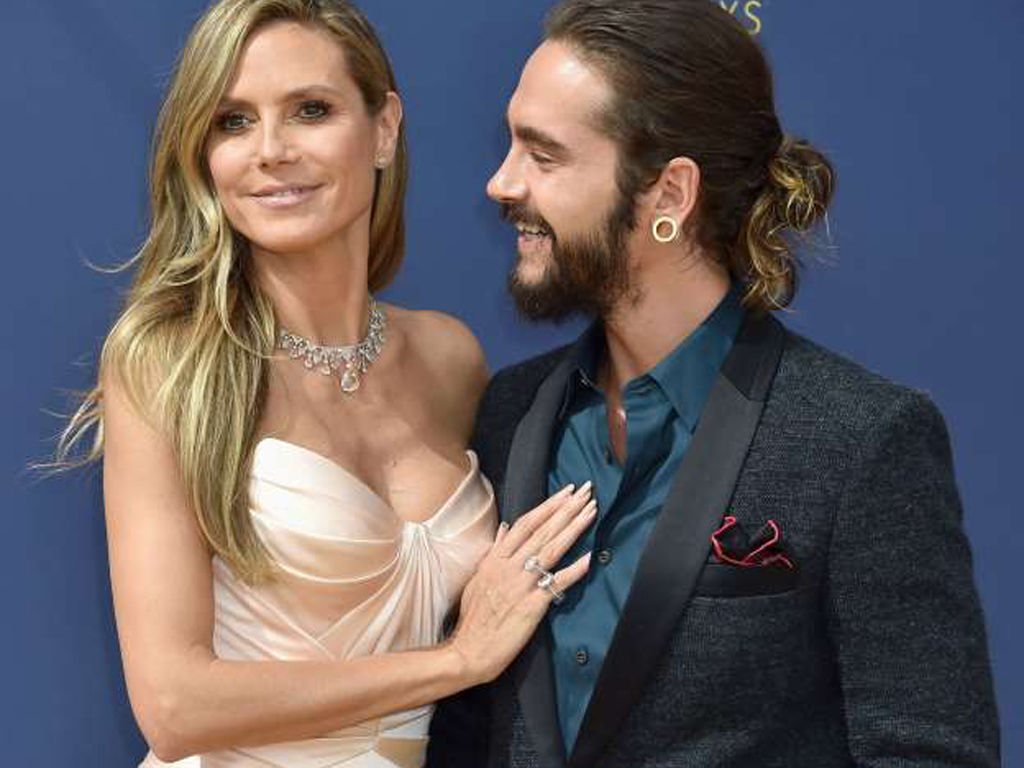 Heidi Klum and Tom Kaulitz Just Got Married for a Second Time on a Mega Yacht in Italy