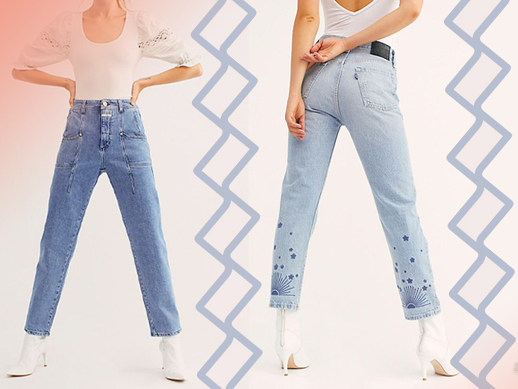 This Just In: Vintage Jeans Are the Big Fall 2019 Denim Trend