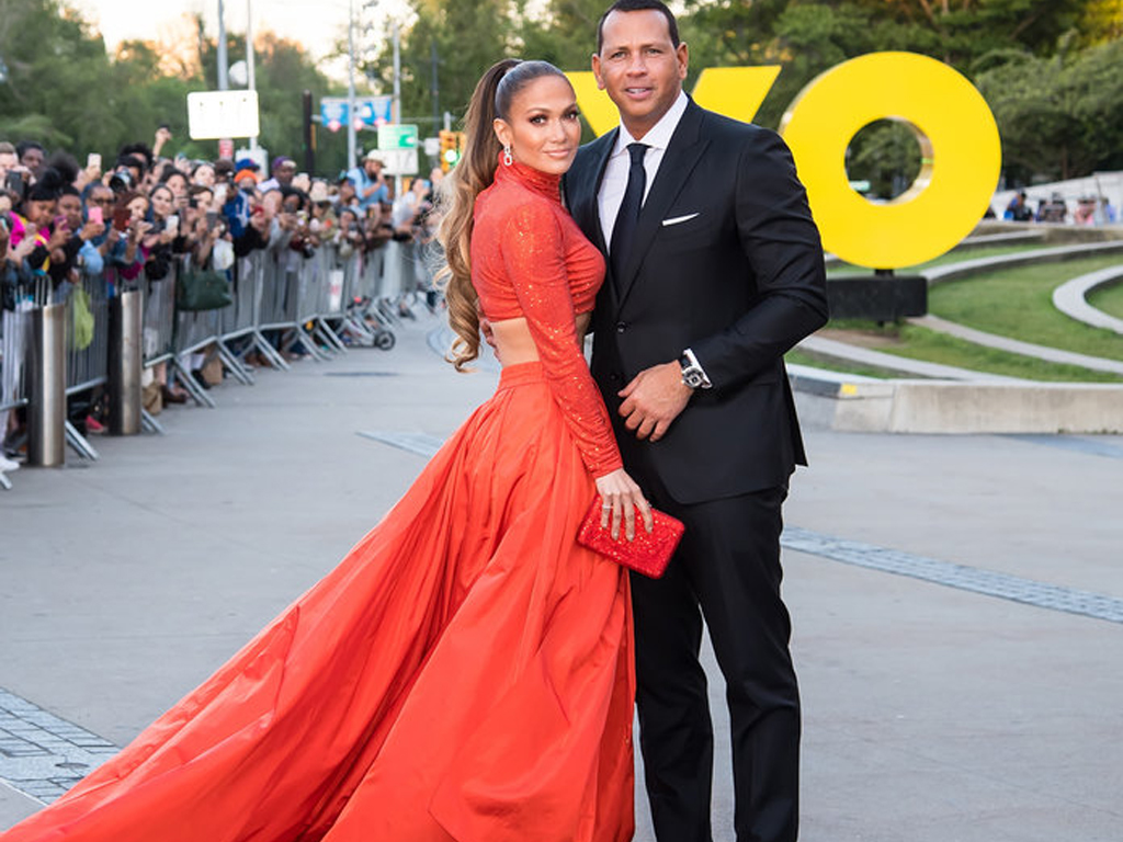 Did Jennifer Lopez Just Show the World Her Wedding Locale?
