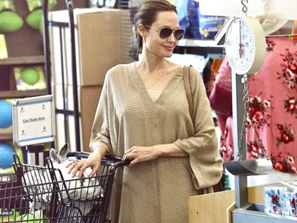The Comfy Style Staple Angelina Jolie Can't Stop Wearing