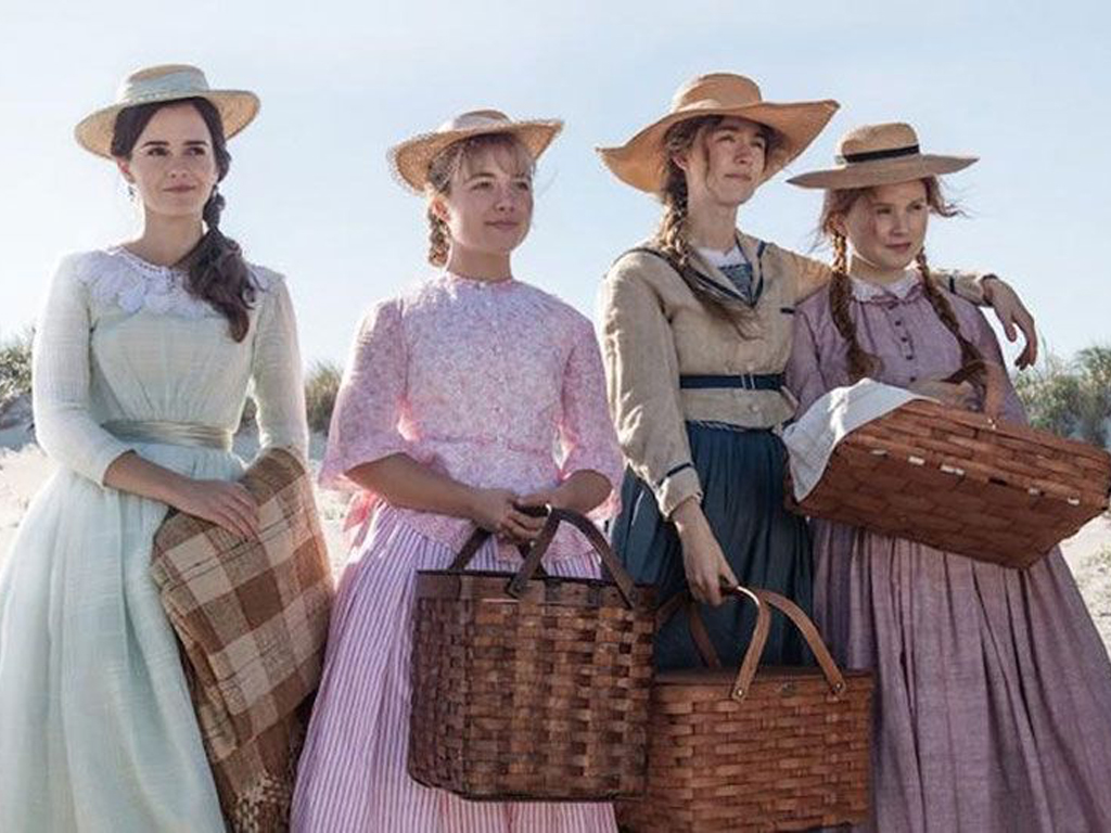 The 'Little Women' Trailer Looks Extraordinary & We're Already Obsessed